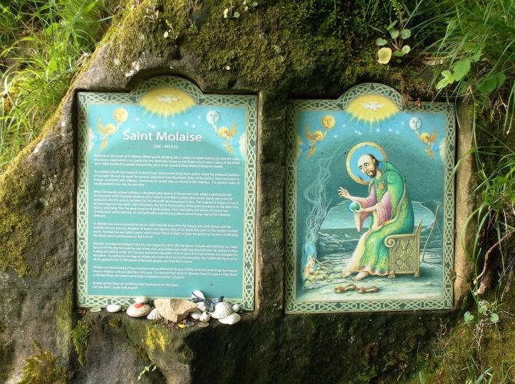 St Molaise